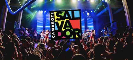 Camarote Salvador 2018